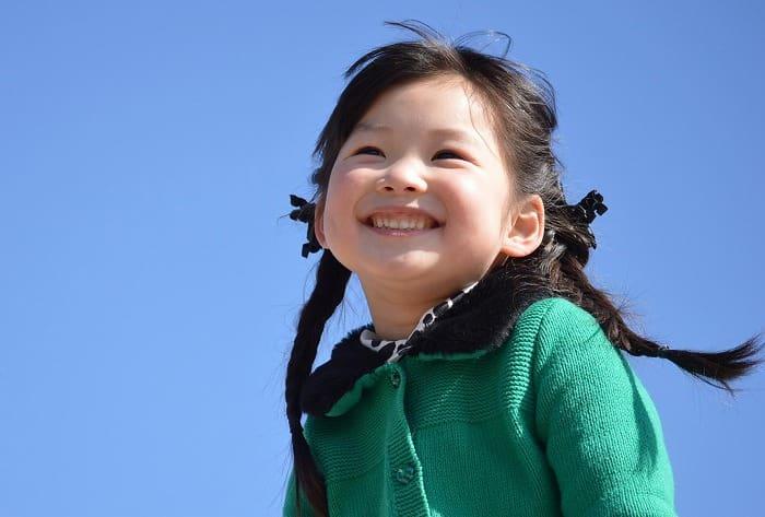 笑顔のイメージ